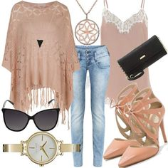 Light Chic #fashion #mode #look #outfit #style #stylaholic #sexy #dress