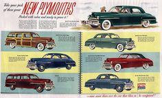 Old Plymouth Ad