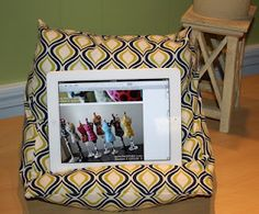 Ipad stand- Super Easy to sew