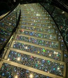 Cinderella's stairs
