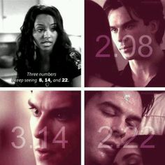 The three times Damon told Elena he loved her. Damon and Elena was destined since the beginning.