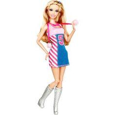 Boneca Barbie Fashionistas - Summer - Mattel, lindos modelos de roupas para cada momento mágico.    Acompanha um lindo anel para deixar sua filha mais Fashion.