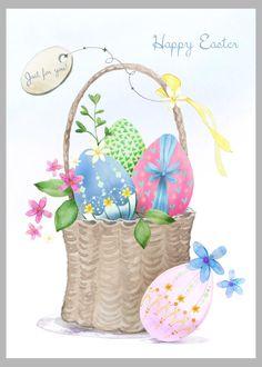 Victoria Nelson - Easter Basket Alt