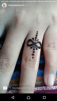 Heena - mal was neues - Hand Henna Designs Finger Henna Designs, Mehndi Designs For Fingers, Mehndi Art Designs, Latest Mehndi Designs, Simple Mehndi Designs, Small Henna Designs, Simple Henna Tattoo, Small Henna Tattoos, Henna Tattoo Hand