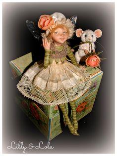 enaidsworld: miniature dolls 1/12