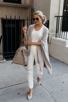 Perfect Weekend Casual Outfits Ideas For Women - Weekend Style, Weekend Wear, Summer Weekend Outfit, Weekend Fashion, Mode Outfits, Casual Outfits, Casual Business Look, Spring Summer Fashion, Autumn Fashion