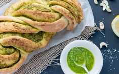 Pesto Twist [Vegan]