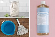 Castile soap is a naturally-derived soap that can be used in a dizzying number of different ways. Check out 23 of the very best ways to use it around your house!