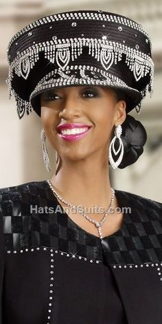 ee3c7a2b8f0bb Image detail for -home new arrivals donna vinci couture church hat