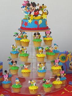 Arreglos De Mickey Mouse | decoracion con globos de mickey mouse-3.jpg