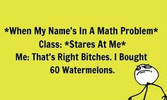 Me And Math Problems