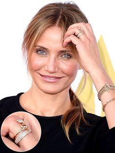 Are Cameron Diaz and Benji Madden Engaged? http://www.people.com/article/cameron-diaz-ring-engaged-rumors-benji-madden
