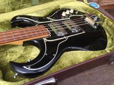 Ibanez 60er Jahre Vintage Bass Modell 5902 in Niedersachsen - Osnabrück | Musikinstrumente und Zubehör gebraucht kaufen | eBay Kleinanzeigen