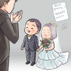 Minguk Got Married Song Triplets, Kids And Parenting, Got Married, Superman, Songs, Drawings, Instagram Posts, Anime, Cookies