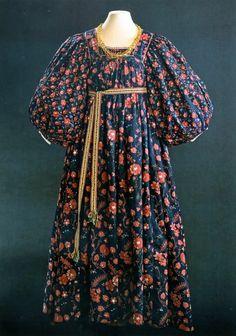 Russian Beauty, Russian Fashion, Russian Style, Russian Folk, Folk Clothing, Historical Clothing, Beautiful Costumes, Beautiful Outfits, Mode Russe