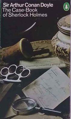 The Casebook of Sherlock Holmes by Sir Arthur Conan Doyle vintage paperback 1979 Sir Arthur, Arthur Conan Doyle, Adventures Of Sherlock Holmes, Classic Literature, Good Books, Place Card Holders, Vintage, Ebay, Classic Books