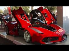 On of December I was present at the official international debut of the FXX K during the Finali Mondiali event in Yas Marina, Abu Dhabi. The new LaFerrar. Ferrari Fxx, Abu Dhabi, Automobile, December, Colors, Beautiful, Motor Car, Autos, Colour