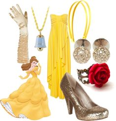 """""""Belle"""" by jami1990 ❤ liked on Polyvore"""