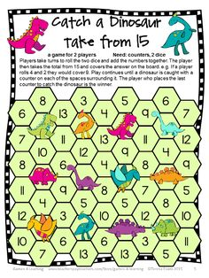 Fun Games 4 Learning: Math Games Makeover!