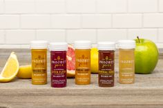 A la carte Wellness Shots - Using nature's most powerful and efficacious ingredients, our line of functional Wellness Shots are designed to elevate your health and cover a full-spectrum of wellness needs. Served in concentrated 2 oz doses, they are super potent and easy to get down! Whether you suffer from a sluggish digestive system, are fighting inflammation, looking to detox or hoping to improve your energy... we have a shot for you!