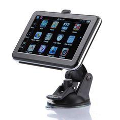 500 MHz Media Tek MT 3351 LED Touch Screen T5 GPS navigator 4G USB