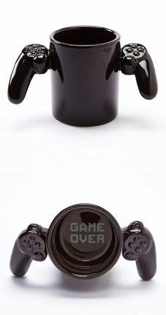 Tazza a tema video gioco