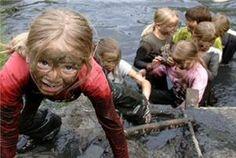 Kidsproof Almere - SEC Survivals / Actief survival feestje voor jongens en meiden! #Almere #kinderfeestje #survival