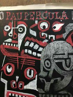 Santiago Sequeiros. dibujos