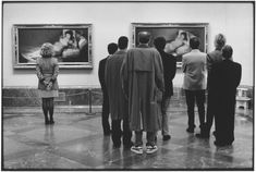 Available for sale from PDNB Gallery, Elliott Erwitt, Prado Museum, Madrid Gelatin silver print, 30 × 40 × in Henri Cartier Bresson, Magnum Photos, Quotes About Photography, Book Photography, Street Photography, Famous Photography, Steve Mccurry, Elliott Erwitt Photography, New York City