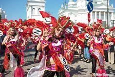 Helsinki Samba Carnaval 2011 – Parade Part I