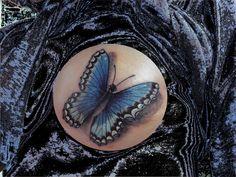 My first tattoo. It´s a tattoo after cancer and I love it. Made by Viktor-Tattoo, Fürth.