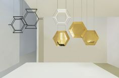 Download the catalogue and request prices of Hexan | glass pendant lamp By inarchi, led glass pendant lamp