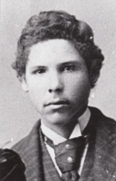 Sam Steel - a young man who would have been the first graduate of NMSU, then known as New Mexico College of Agriculture and Mechanic Arts, had he not been murdered in 1893. #NMSU #newmexico