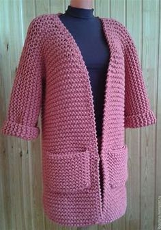 Crochet Cape, Crochet Cardigan, Knit Crochet, Knit Picks, Couture, Knitting Patterns, Sweaters For Women, Sewing, Coat