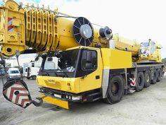 Dixie Crane & Equipment - Grove GMK5275