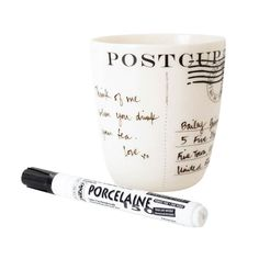Postcard Mug