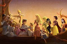 16 Disney Princesses Ranked By Intelligence