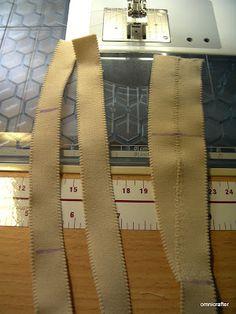 so-so sewist: Making broader straps