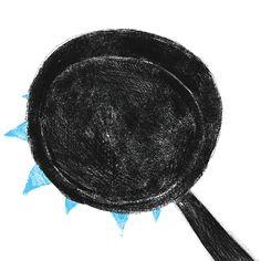 gif illustration breakfast