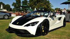 Looking for the name of Slovenia's first supercar? You've come to the right place, because this is t... - Tushek