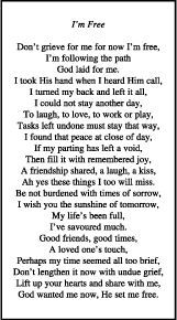 funeral thank you card ideas - Google Search