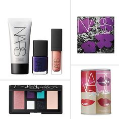 Nars Andy Warhol Makeup Collaboration- bellasugar