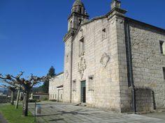 Convent at Caneda.                       www.geoffburras.com