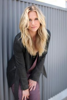 AJ Cook lend me your genes real quick - for the rest of my life.