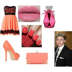 """Prom with Niall"" by khloe-ann-neeson on Polyvore"