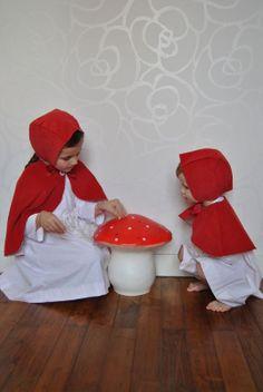 Little mushroom babies
