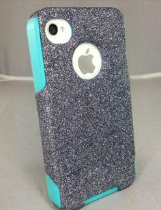 Glitter otterbox!!! Okay. I need this.