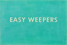 Ed Ruscha - Collection - Hall Art Foundation