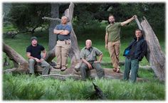 DUDE, YOU'RE SCREWED Brings New Twist to Survival Shows on Discovery (VIDEO) Meet the survivalists: Terry Schappert, Jake Zweig, Tom Moore, Matt Graham and John Hudson.