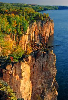 Minnesota - Palisades - North Shore of Lake Superior